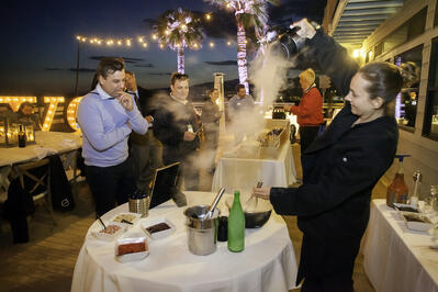 Experiential Events F&B